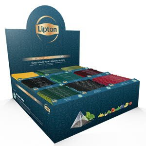 Lipton Exclusive Variety Pack 108 st.
