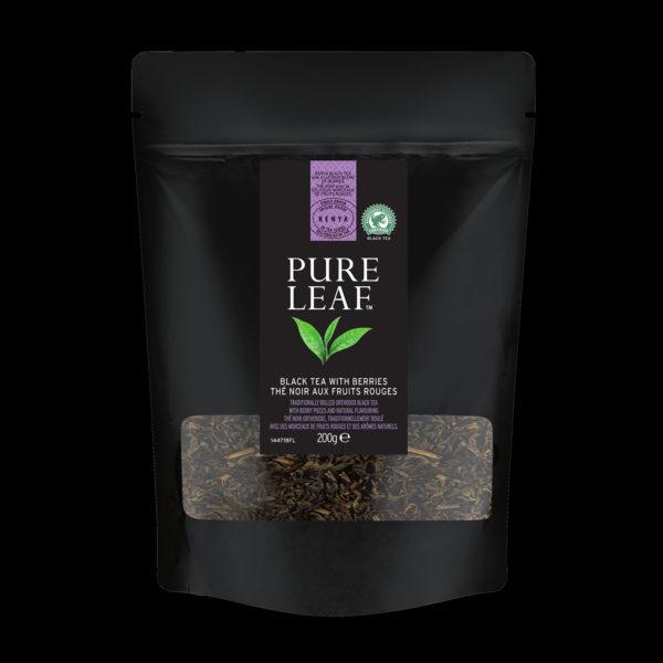 Koffie Jovado - Pure Leaf Black Berry losse thee