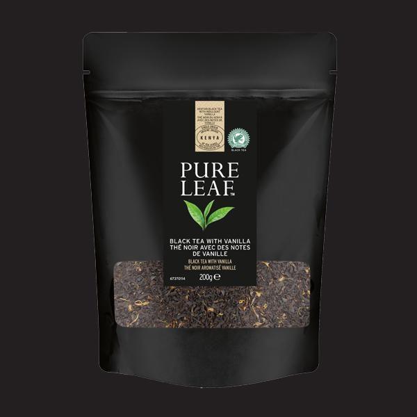 Koffie Jovado - Pure Leaf Black Vanilla los