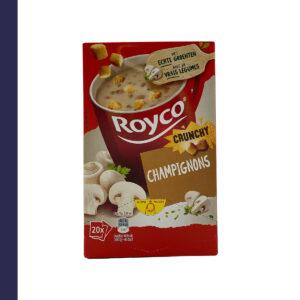 Royco Soep Champignon 20 st