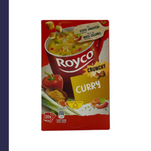 Royco Soep Curry Crunchy 20 st