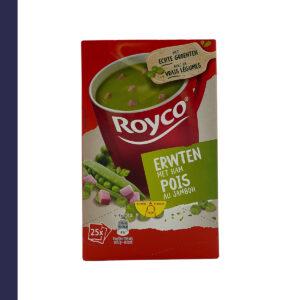 Royco Soep Erwten Ham 25 st