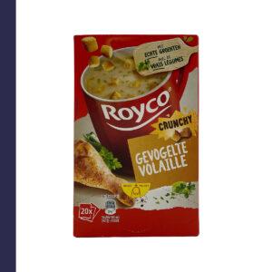 Royco Soep Gevogelte 20 st