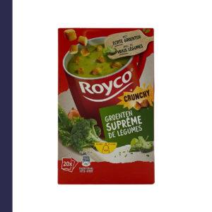 Royco Soep Groentesuprême 20 st