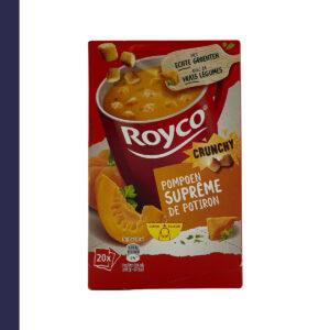Royco Soep Pompoen Crunchy 20 st
