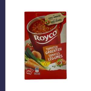 Royco Soep Tomaten Groenten 25 st