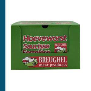 Hoeveworst Breughel 30 x 47 gr