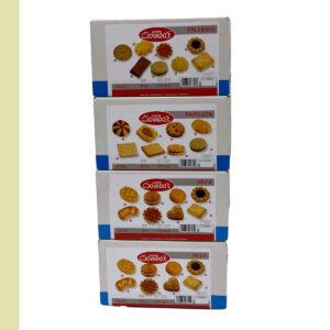 Colli koeken mix 3+1  480 st