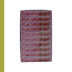 Fruittella Aardbei 20 st
