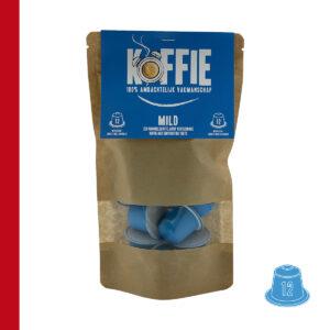 Koffie capsules Mild 12st Jovado