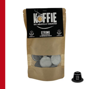 Koffie capsules Strong 12st Jovado