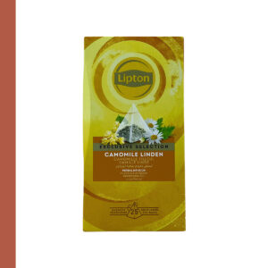 Lipton Exclusive Selection Camomile Linden 25 st