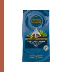 Lipton Exclusive Selection English Breakfast 25st