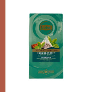 Lipton Exclusive Selection Moroccan Mint 25 st