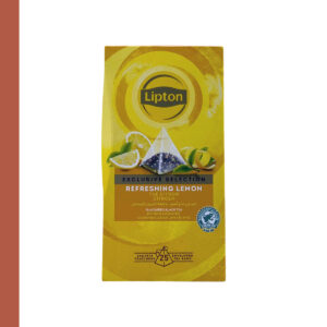 Lipton Exclusive Selection Lemon 25 st