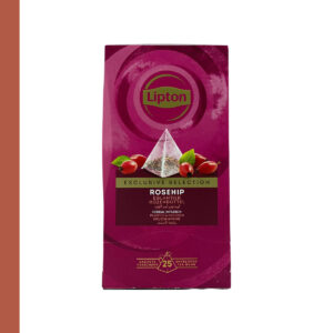 Lipton Exclusive Selection Rosehip 25 st