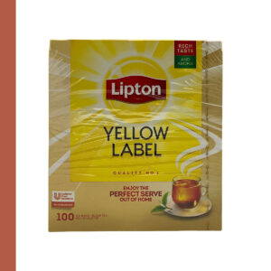 Lipton Yellow Label Thee 100 st