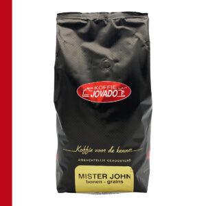 Koffie Mister John Boon