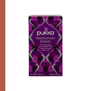 Pukka Bio Blackcurrant Beauty 20st