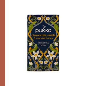 Pukka Bio Chamomile Vanilla&Manuka Honey 20st