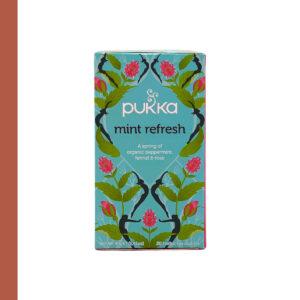 Pukka Bio Mint Refresh 20st
