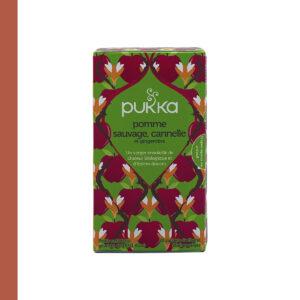 Pukka Bio Wild Apple & Cinnamon 20st