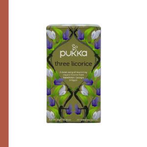 Pukka Bio Three Licoricen 20st