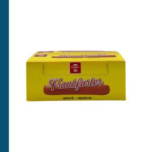 Frankfurter worst mosterd 15 x 40 gr