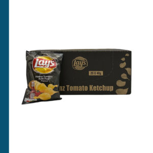 Chips Lay's Heinz Tomato Ketchup 20 x 40  g