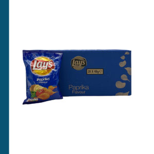Chips Lay's Paprika 20 x 40 g