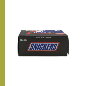 Snickers 32 x 50 gr