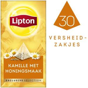 Lipton Exclusive Selection Camille met Honing 30 st